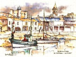 Port de Noimoutier